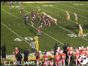 C.J. Williams Highlights 2