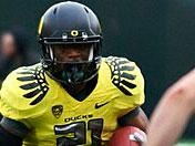 LaMichael James preparing for USC