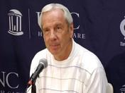 Roy Williams Tuesday Press Conference