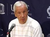 Roy Williams on Wisconsin