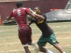 AMP: USC Camp- WR vs. DB day 1