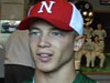 Woods pumped to be a Husker