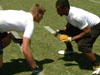 Columbia NIKE Camp: WR vs DB