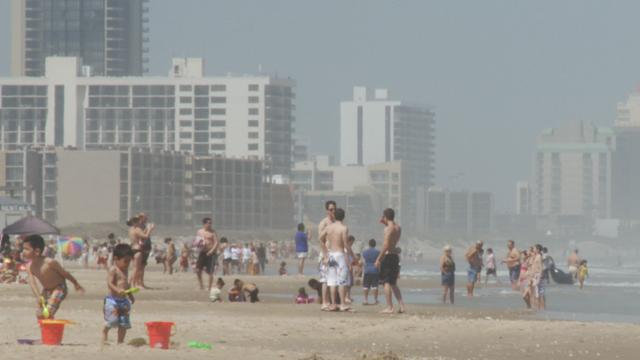 Enjoy the sun and waves in South Padre Island