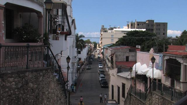 Historic Santo Domingo