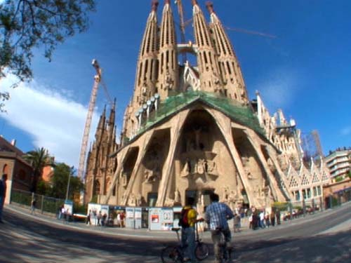 Gaudi's Barcelona