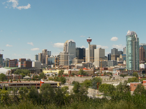 Calgary, Alberta Overview