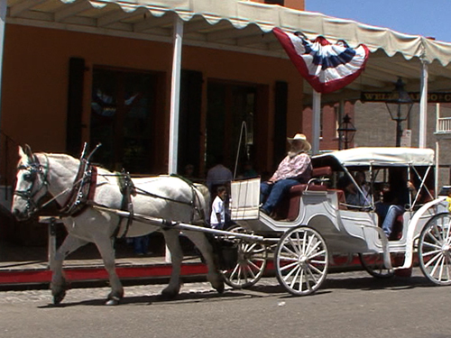 Old Town Sacramento