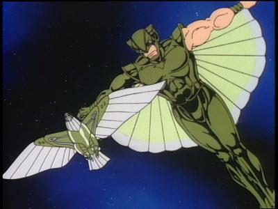 Kangen sama Film kartun yang satu ini > Silver Hawks