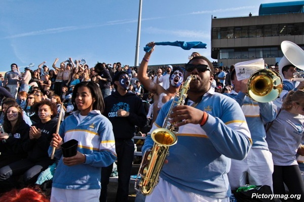 Columbia band banned from finale for taunting hapless Lions