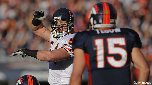 Steve Young to Brian Urlacher: &#8216;You got Tebowed, just take it like a man!&#8217;