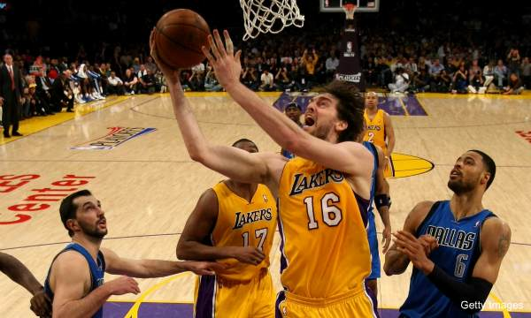 Pau Gasol says he has nothing to prove at EuroBasket