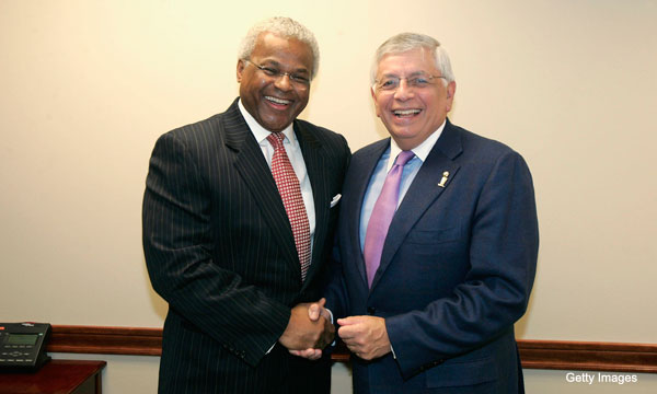 David Stern and Billy Hunter have you all fooled, you fools