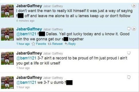 jabar_gaffney_tells_cowboys_fan_on_twitter_to_kill_himself.jpg