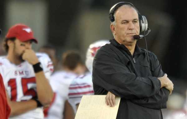 For June Jones? SMU revival, the time is now