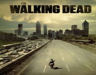 Living room zombies: 'Walking Dead' outdraws NLCS