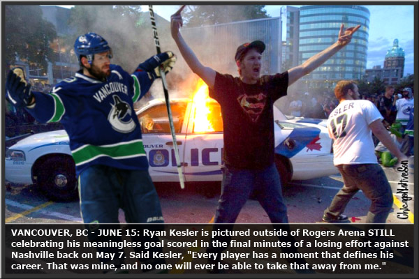 Eulogy: Remembering the 2010-11 Vancouver Canucks