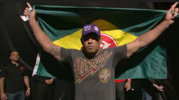 UFC 134 weigh-in: Brazil vs. the rest of the world
