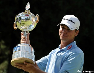 Sean O'Hair cards unlikely win at Canadian Open