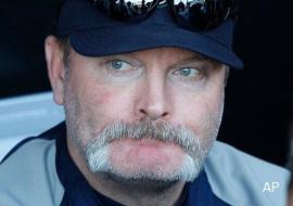 Mariners' 14-game losing streak claims Eric Wedge's mustache