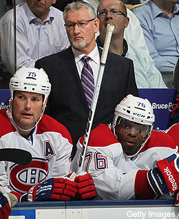 Fired Canadiens assistant: 'I'm not hanging my head in shame'