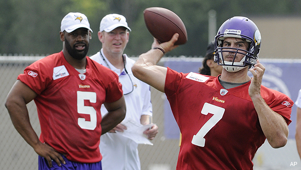 McNabb has a brighter outlook with offense, mentorship in hand