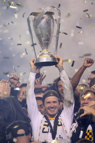Beckham to Keane to Donovan for inevitable and deserved MLS Cup win