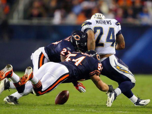 Monday Dinner: Ryan Mathews drops the ball again
