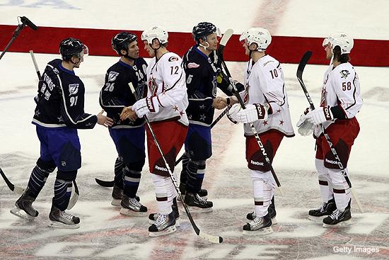 NHL All-Stars also shine