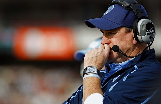 North Carolina pulls the plug on Butch Davis, just in time to beg for the NCAA's mercy