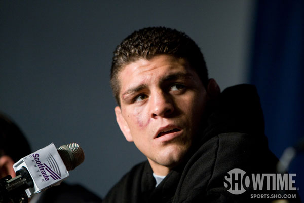 Civic pride: Writer says Nick Diaz should nab ?Stocktonian of the Year? award