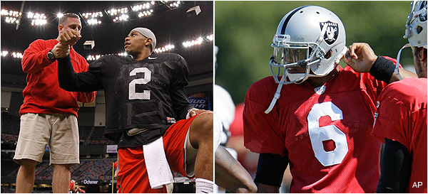 Raiders to Pryor: Jersey #2 has too many bad memories