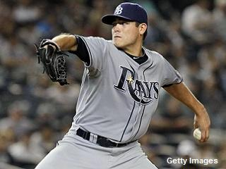Rays' Moore will be least experienced pitcher to start a Game 1