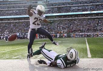 Quentin Jammer: Officials called Chargers/Jets game unfairly