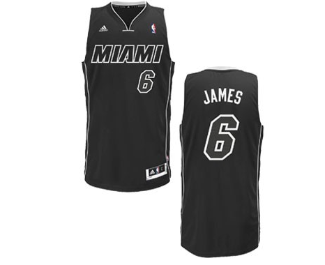 The Miami Heat debut their new, darker, alternate jerseys