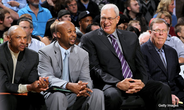 Brian Shaw's time with Phil Jackson hasn't helped his head coaching chances