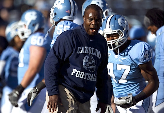 Headlinin': North Carolina makes Everett Withers the new boss, for now
