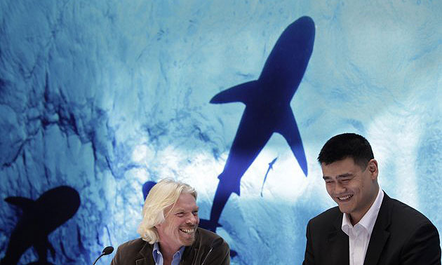 Yao Ming joins the fight in attempting to ban shark fin soup