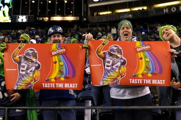 Lames: Don't expect Lynch to 'Taste the Rainbow' in Chicago