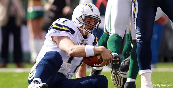 Rivers falls apart late in Chargers' frustrating loss to Jets