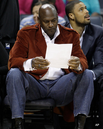 Michael Jordan's high school love letter revealed