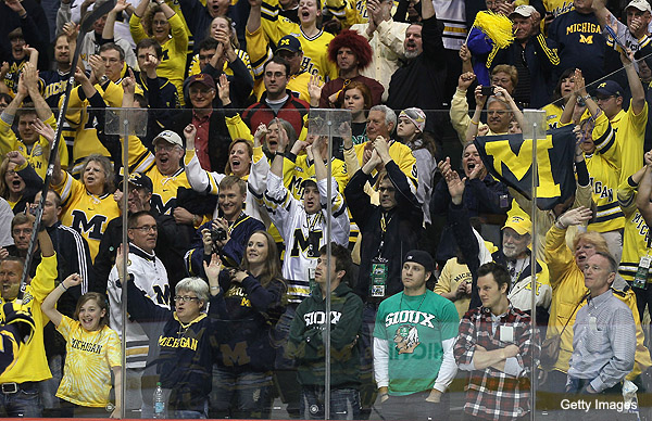 Why the super-conference is horrible for NCAA hockey