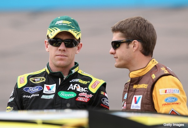 Report: UPS reduces Ragan sponsorship, considering Edwards