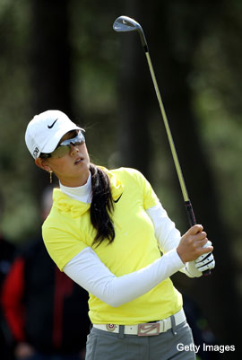 Michelle Wie: College, golf can coexist happily, for now