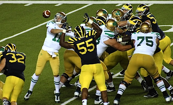 Life On the Margins: One last call for the real Notre Dame to please stand up