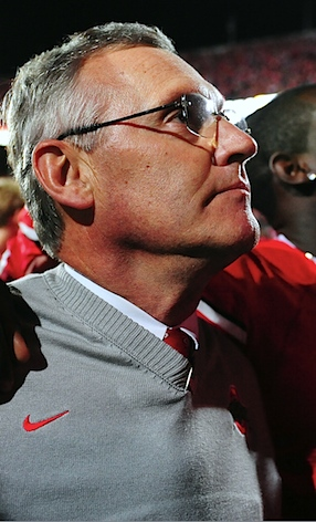 Ohio State threw Jim Tressel to the NCAA wolves, and it may actually be working