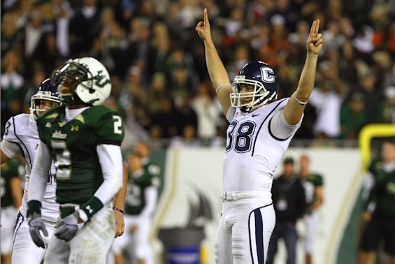 Debriefing: UConn's first BCS hangover is a doozy