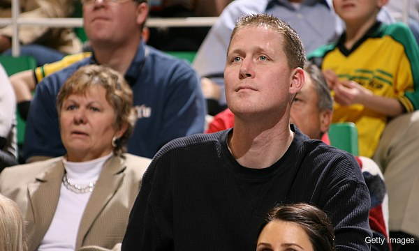 Someone stole Shawn Bradley's impossible-to-ride custom bike