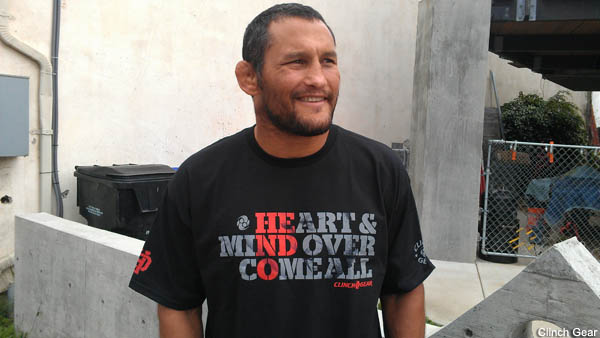 Buy a Dan Henderson walkout shirt, feed a needy family