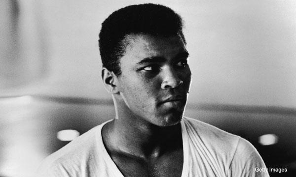 Muhammad Ali's 'greatest' gift to Dirk Nowitzki